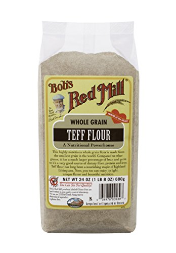 Teff Flour Has Resistant Starch