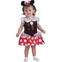 Minnie Mouse Infant Costume, Size: 12 18 Months Size: 12 18 Months Color: Multicolor, Model: 5390 W, Toys & Play