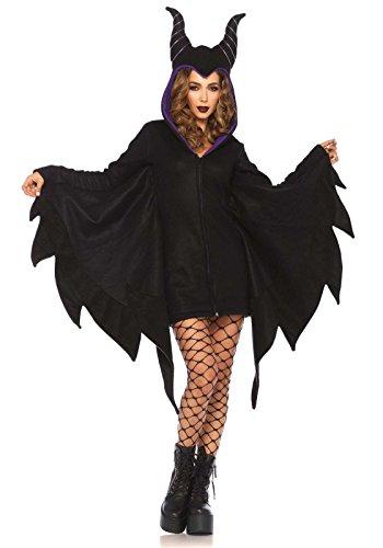 Halloween 2017 Disney Costumes Plus Size & Standard Women's Costume Characters - Women's Costume CharactersLeg Avenue Women's Cozy Villain Costume