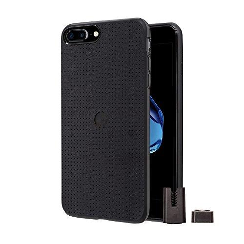 Funda con Soporte Magnético para Coche iPhone 7 Plus -...