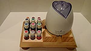 Amazon.com: Essential Oil Rack and Diffuser Display