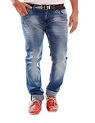 Unison Slim Fit Denim Jeans For Men - B00YX4XWZ4