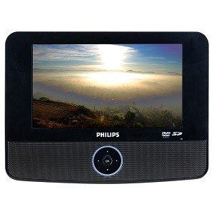 "Amazon.com: 7"" Philips PET723 Widescreen Portable DVD"
