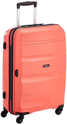 American Tourister Bon Air 4 Roues Valise, 66 cm, 57,5 L, Bright Coral