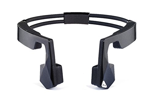 KOAR KBone IPX6 Bluetooth Bone Conduction Headset, Black