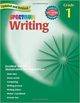 Spectrum Reading Workbook Grade 1 Paperback