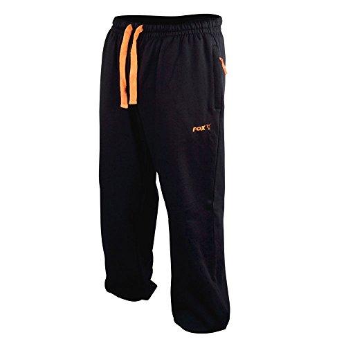 Fox Black Orange Lightweight Joggers Jogginghose alle Größen von S-XXXL