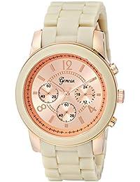 Geneva Women's 2412I-GEN Rose Gold-Tone Watch