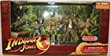 Indiana Jones Kingdom of the Crystal Skull Action Figures Battle Pack - Jungle Chase