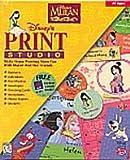 Disney's Print Studio: Disney's Mulan