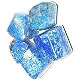 Urancia™ Lapis Lazuli Natural Tumbled Stone AAA++ High Quality With Free Yellow Topaz Sample