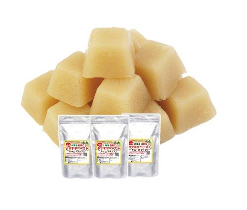 タマネギ氷結ペースト キューブタイプ 3袋セット(1袋360g×3袋セット)