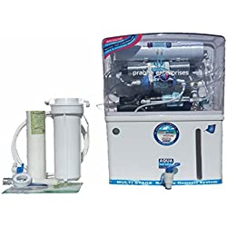 Aquagrand Plus (RO + UV + UF + TDS) With 10-12 Litres