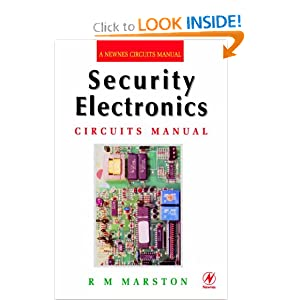 Security Electronics Circuits Manual (Newnes Circuits Manual)