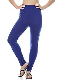 Sakhi Sang Royal Blue Woollen Leggings