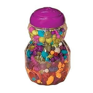 Amazon.com: B. Pop-Arty Beads: Toys & Games