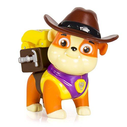 Paw Patrol, Hero Pup, Cowboy Rubble