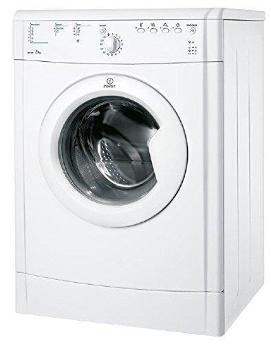 Indesit IDVL 75 B R Autonome Charge avant 7kg B Blanc - sèche-linge (Autonome, Charge avant, Évacuation, B, Blanc, Gauche)