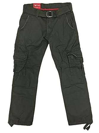 Jordan Craig Mens Cargo Pants Black 5300M at Amazon Men's ...