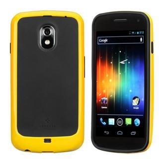 SGP+ギャラクシー+ネクサス+ケース+Neo+Hybrid【+イエロー+】+for+Samsung+Galaxy+Nexus+【+SGP08647+】