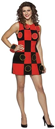 Click to buy Checkers Board Costume from Amazon!