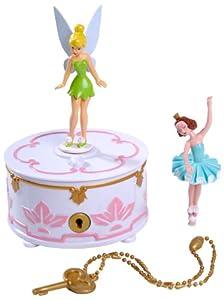 Amazon.com: Disney Fairies Wendy's Music Box: Toys & Games
