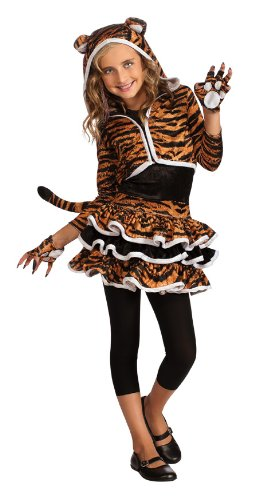 Drama Queens Tigress Costume