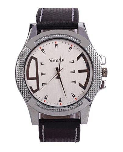 Veens White Dial Boys/Gents/Mens Wrist Watch DW1048 Qk