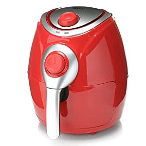 Amazon.com: Cook's Companion Air Fryer (Red): Kitchen & Dining
