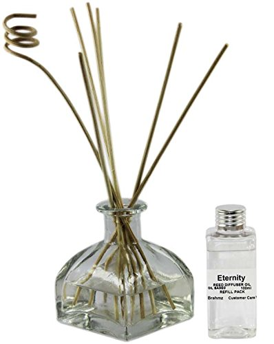 Brahmz Reed Diffuser Set - Eternity RDFR-4
