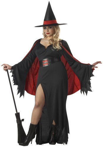 Women's Scarlet Witch Costume