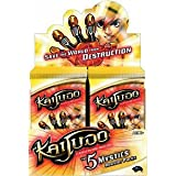 """Kaijudo Clash Of The Duel Masters """"The 5 Mystics"""" Booster Box"""