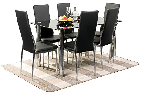 6 Person Dining Table And Chairs