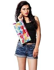 Digitally Printed Multi Stylish Loung Clutch Fashion/Carry Bags With Multi Pocket - B01IBJX9U4