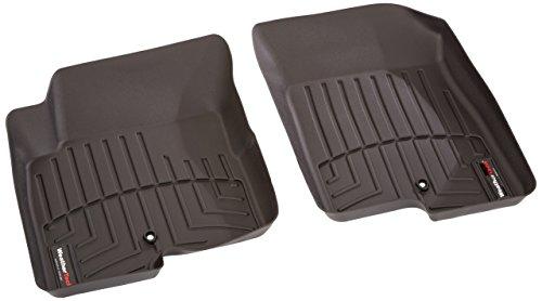 WeatherTech Custom Fit Front FloorLiner for Select Dodge/Jeep Models (Black)