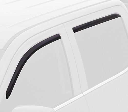 Auto Ventshade 194109 In-Channel Ventvisor Window Deflector, 4 Piece