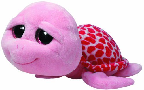 Ty Beanie Boos Shellby Pink Turtle Large Plush Best Deals With Price ... 0f1daec13871
