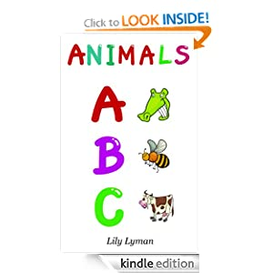 Animals ABC Book : Learn ABCs with Animals (A Children's Picture Book)