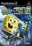 SpongeBob squarepants creature from the crusty krab
