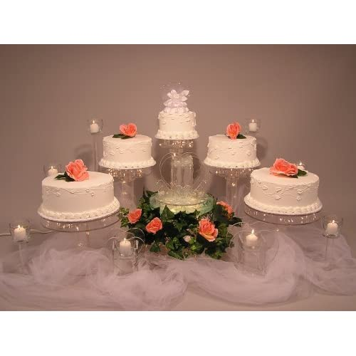 multi tiered wedding cake stands multi tier cake stand wilton cake stands 17661