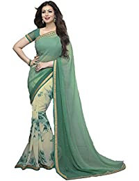 Sarees (Women's Clothing Sarees For Women Latest Designer Wear Sarees Collection In Latest Sarees With Designer...