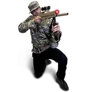 PS3 Move Sniper Rifle Gun