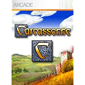 Click to order the download code for Carcassonne XBox 360 from Amazon!