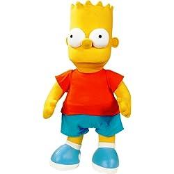 Peluche Bart Simpson, 26 cm