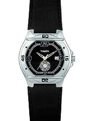 Timex Fashion Analog White Dial Men's Watch EL01
