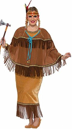 Halloween 2017 Disney Costumes Plus Size & Standard Women's Costume Characters - Women's Costume CharactersForum Women's Native American Pocahontas Costume, Plus Size