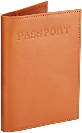 Hartmann Luggage Belting Leather Passport Cover