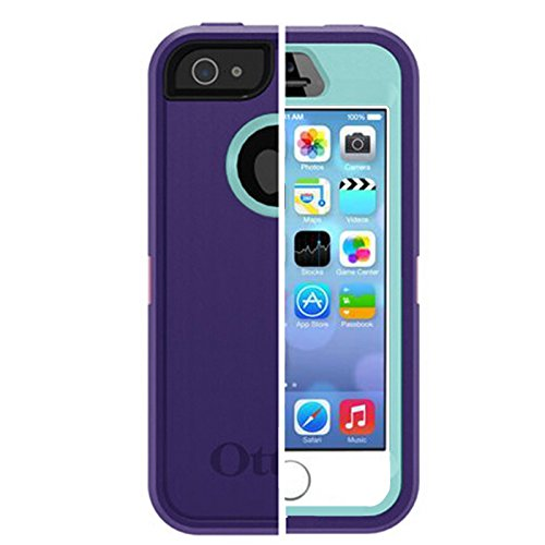 blue otterbox iphone 5s otterbox defender series with holster clip for iphone 8850
