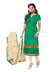 Chanderi Long Straight Top With Cotton Bottom And Pure Heavy Work
