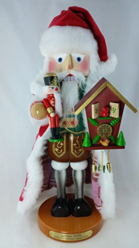 Steinbach German Santa Nutcracker